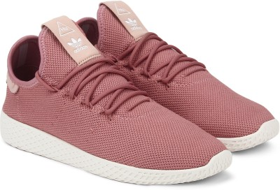 Adidas Originals PW TENNIS HU W Sneakers For Women(Pink)
