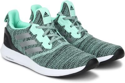info for 98b9e 70cf7 ADIDAS ZETA 1.0 W Running Shoes For Women(Black, Green)