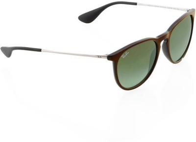 3060a78aa71 20% OFF on Ray-Ban Wayfarer Sunglasses(Brown) on Flipkart ...