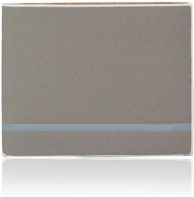 Bizarre Kraftz Men Grey Artificial Leather Wallet 6 Card Slots Bizarre Kraftz Wallets