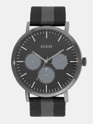 Guess W1045G2 Slate Black Dial Men's Watch (W1045G2)