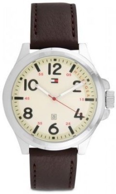 Tommy Hilfiger 1790990 Essentials Analog Watch For Men