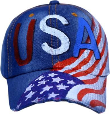made4u Men Women USA Flag Snapback Caps Adjustable Baseball Cap Hip-hop Hats Cap Flipkart