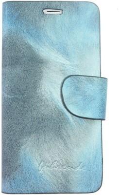 Fuhrende Flip Cover for XOLO Q700s plus(Black, Artificial Leather)