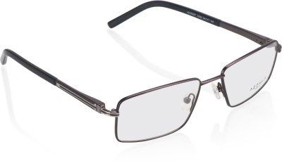 a9497294c0 10% OFF on Azzaro Half Rim Rectangle Frame(53 mm) on Flipkart ...