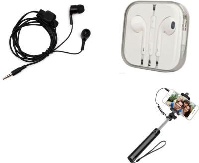 MudShi Headphone Accessory Combo for Universal Multicolor