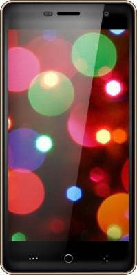 Celkon U Feel Pro (Black & Gold, 8 GB)(1 GB RAM)