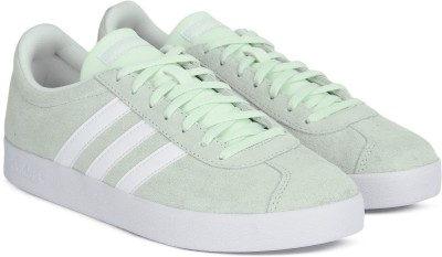 ADIDAS VL COURT 2.0 Sneakers For Women(Green)