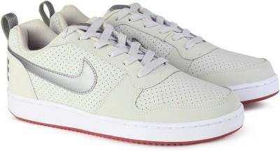 Nike COURT BOROUGH LOW Sneakers For Men(Grey) 1