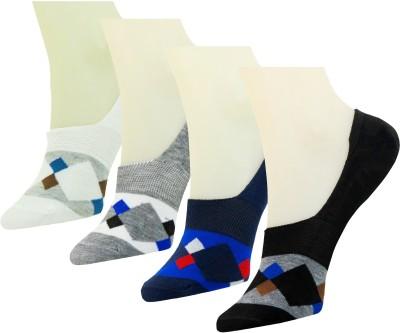 Neska Moda Women's No Show Socks(Pack of 4)