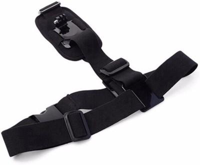 Yantralay Adjustable Shoulder Strap Mount Body Belt Harness For Gopro Hero, SJCAM, Yi   Other Action Cameras Strap