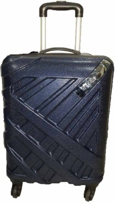 e83ef2cf8 36% OFF on Safari BlING PLUS POLYCARBONATE Cabin Luggage - 20 inch(Blue) on  Flipkart | PaisaWapas.com