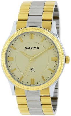 Maxima 45203CMGT  Analog Watch For Men