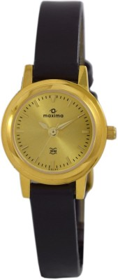 Maxima 45380LMLY  Analog Watch For Women