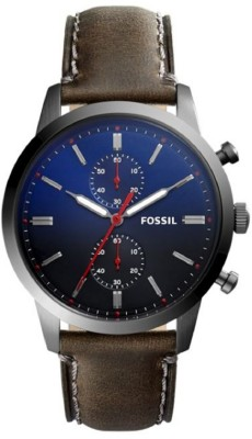 Fossil FS5378  Analog Watch For Men
