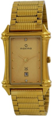 Maxima 45630CMGY  Analog Watch For Men