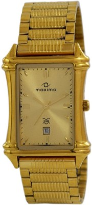 Maxima 45631CMGY  Analog Watch For Men