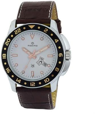 Maxima 47306LMGI  Analog Watch For Men