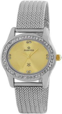 Maxima 48640CMLI  Analog Watch For Women