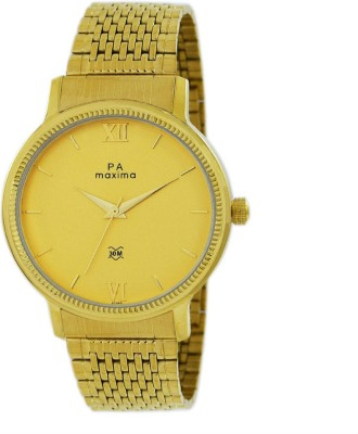 Maxima 47050CMGY  Analog Watch For Men
