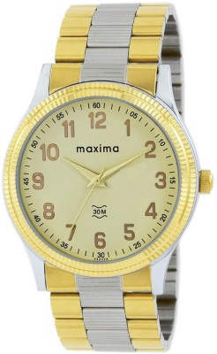 Maxima 45204CMGT  Analog Watch For Men