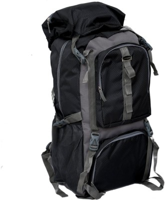 fa022244f2 55% OFF on Kuber Industries 60 Ltrs Dark Blue Backpack Rucksack Travelling  Bag Hiking Bag Adventure Bag Camping Bag 70 L Backpack(Blue) on Flipkart ...