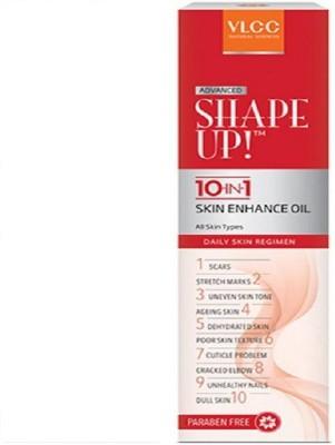 VLCC shape up 10 in 1 skin enhance oil
