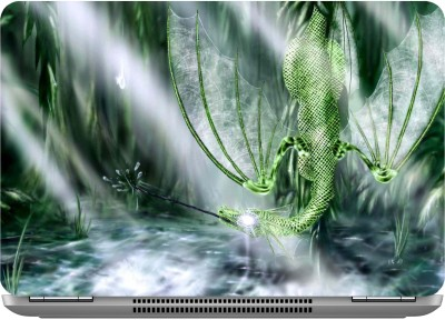 imbue i1 Digital quality vinyl Laptop Decal 15.6