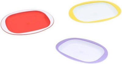 Rich Craft International Happily Tray Set(3 Units) at flipkart
