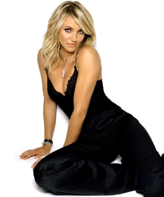 Akhuratha Wall Poster Celebrity Cameron Diaz Actresses Paper Print(12 inch X 18 inch, Rolled)