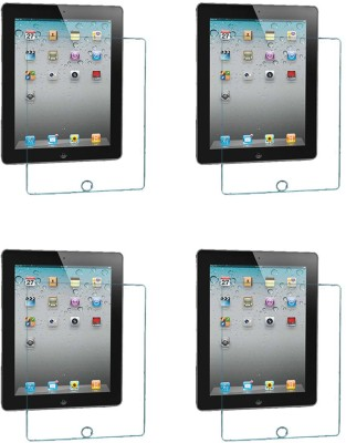 Zootkart Tempered Glass Guard for Apple iPad 2 - 3 - 4(Pack of 1)