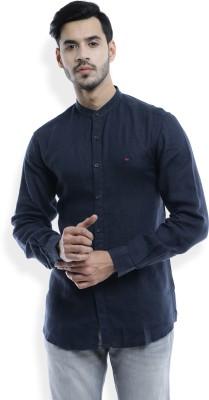 Wills Lifestyle Men Checkered Casual Shirt