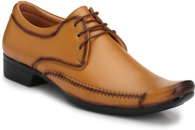 Trendigo Derby For Men(Tan)