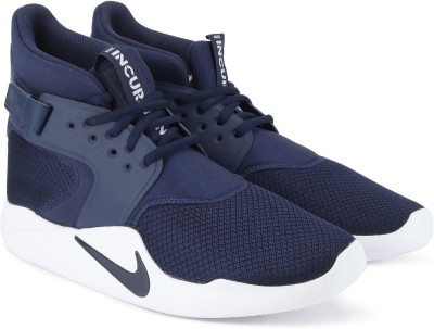Nike INCURSION MID Basketball Shoes For Men(Navy) 1