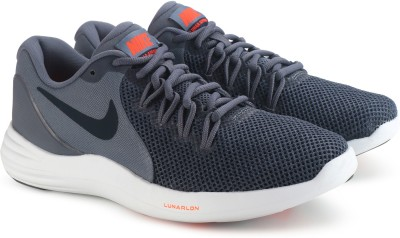 Nike LUNAR APPARENT Running Shoes For Men(Grey) 1