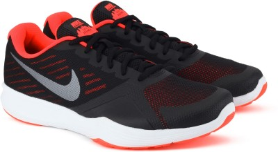 Nike WMNS NIKE CITY TRAINER Training & Gym Shoes For Women(Black, Pink)