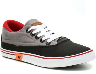 Sparx SM-322 Sneakers For Men(Black, Grey)