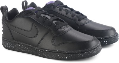 Nike COURT BOROUGH LOW SE Sneakers For Men(Black) 1