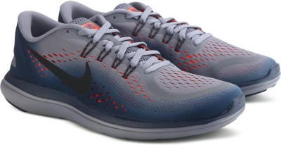 Nike FLEX 2017 RN Running Shoes For Men(Multicolor)