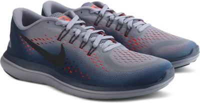 Nike FLEX 2017 RN Running Shoes For Men(Blue) 1