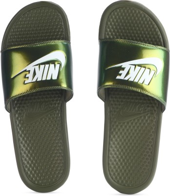Litoral Horizontal calcetines  Nike BENASSI JDI PRINT Slides - Price Pacific