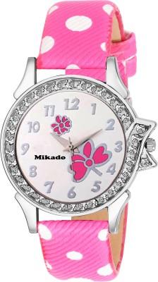Mikado Princess Allen Analog watch for Women and Girls Watch  - For Girls