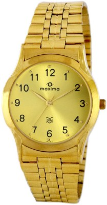 Maxima 16282CMGY  Analog Watch For Men