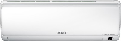 Samsung 1 Ton 5 Star BEE Rating 2018 Inverter AC  - White(AR12NV5PAWK, Aluminium Condenser)