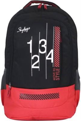 9fae8abf40a 29% OFF on Skybags Luke 01 Black 27 L Backpack(Black) on Flipkart ...