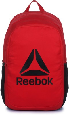 10% OFF on REEBOK Junior 22 L Laptop Backpack(Red) on Flipkart ...