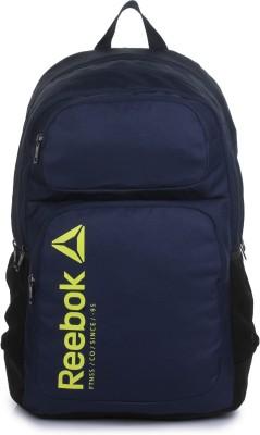 14% OFF on REEBOK School 23 L Laptop Backpack(Blue) on Flipkart ...