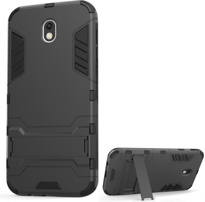 DMG Back Cover for Samsung Galaxy J7 Pro(Black, Shock Proof)