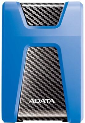 ADATA 1 TB External Hard Disk Drive(Blue)