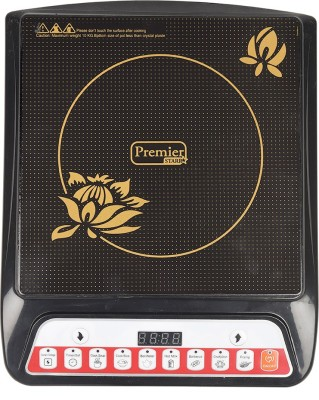 Premier Star A8 Induction Cooktop Induction Hob Electric Countertop Burner Induction Cooktop(Black, Push Button)  available at flipkart for Rs.1350